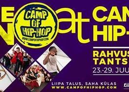 Camp of Hip-Hop International Dance Camp 2018 - C.O.H.H. Camp of Hip-Hop